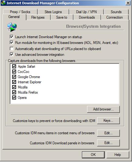 Tải IDM Internet Download Manager miễn phí mới nhất 2018 l