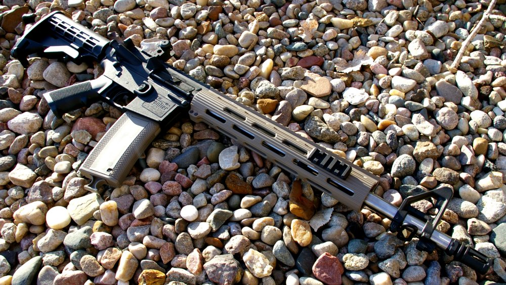 NEW FRONTIER ARMORY LW-15 POLYMER LOWER REVIEW