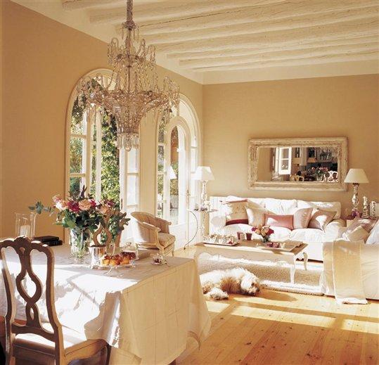Blog by nela salones llenos de encanto salons full of charm - Muebles para el salon ...