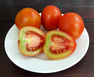 Fresh and healthy Tomatoes