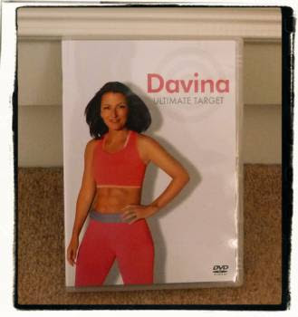 Working Out With The Davina Range At next Week 3