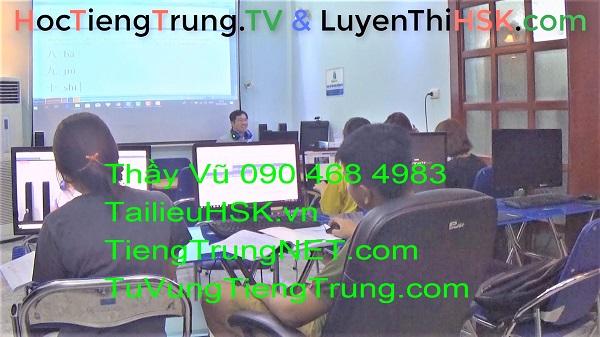 Lớp học tiếng Trung ở Hà Nội Tiếng Trung giao tiếp cơ bản Bài 13 Lớp 357