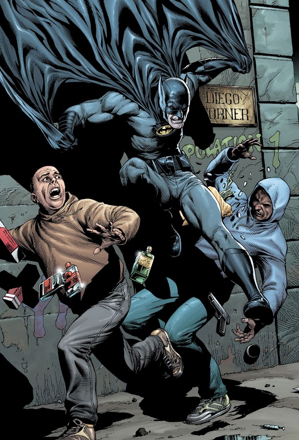 earth one batman