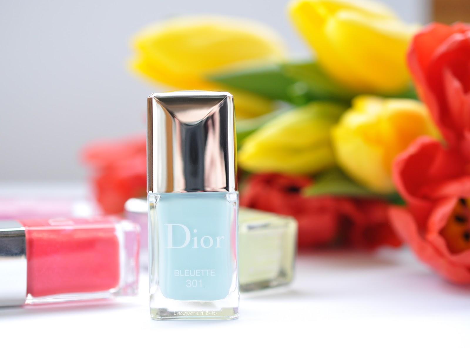 Bleuette - Dior Spring 2016 Glowing Gardens