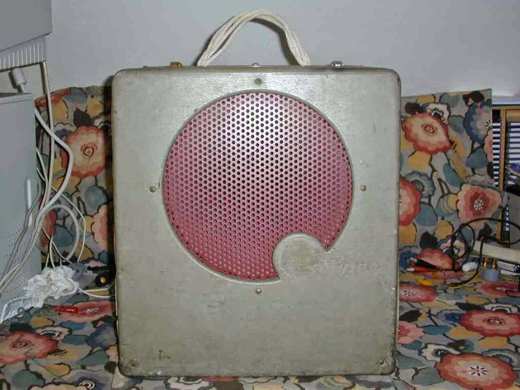 Califone Portable Speakers