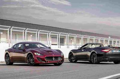 Review of the Maserati GranCabrio Car