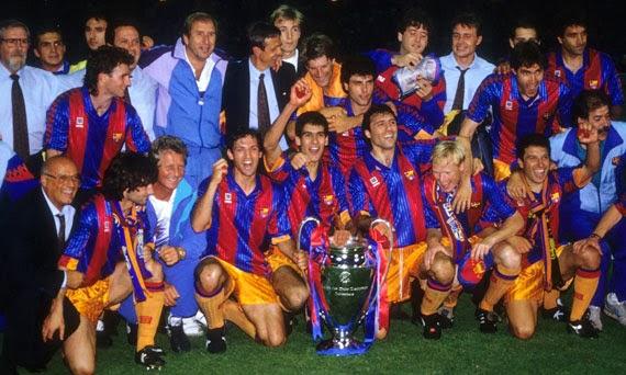 soccer football or whatever barcelona greatest all time team soccer football or whatever barcelona