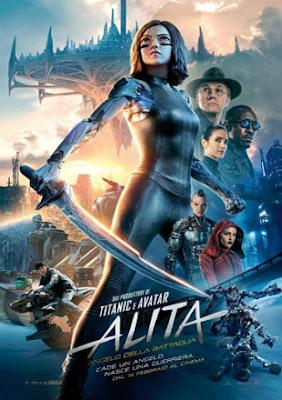Alita: Battle Angel 2019 Full Hindi Movie Download Dual Audio Hd