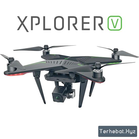 drone untuk foto selfie terhebat 2016