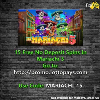 FairGo Casino promo code