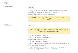 HTTPS Availability Yes