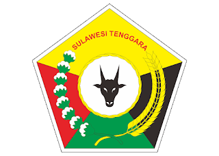 Logo Provinsi Sulawesi Tenggara Vector