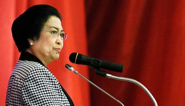 Mega: Banyak orang mengaku Pancasila tapi tidak berbuat sebagai seorang pancasilais