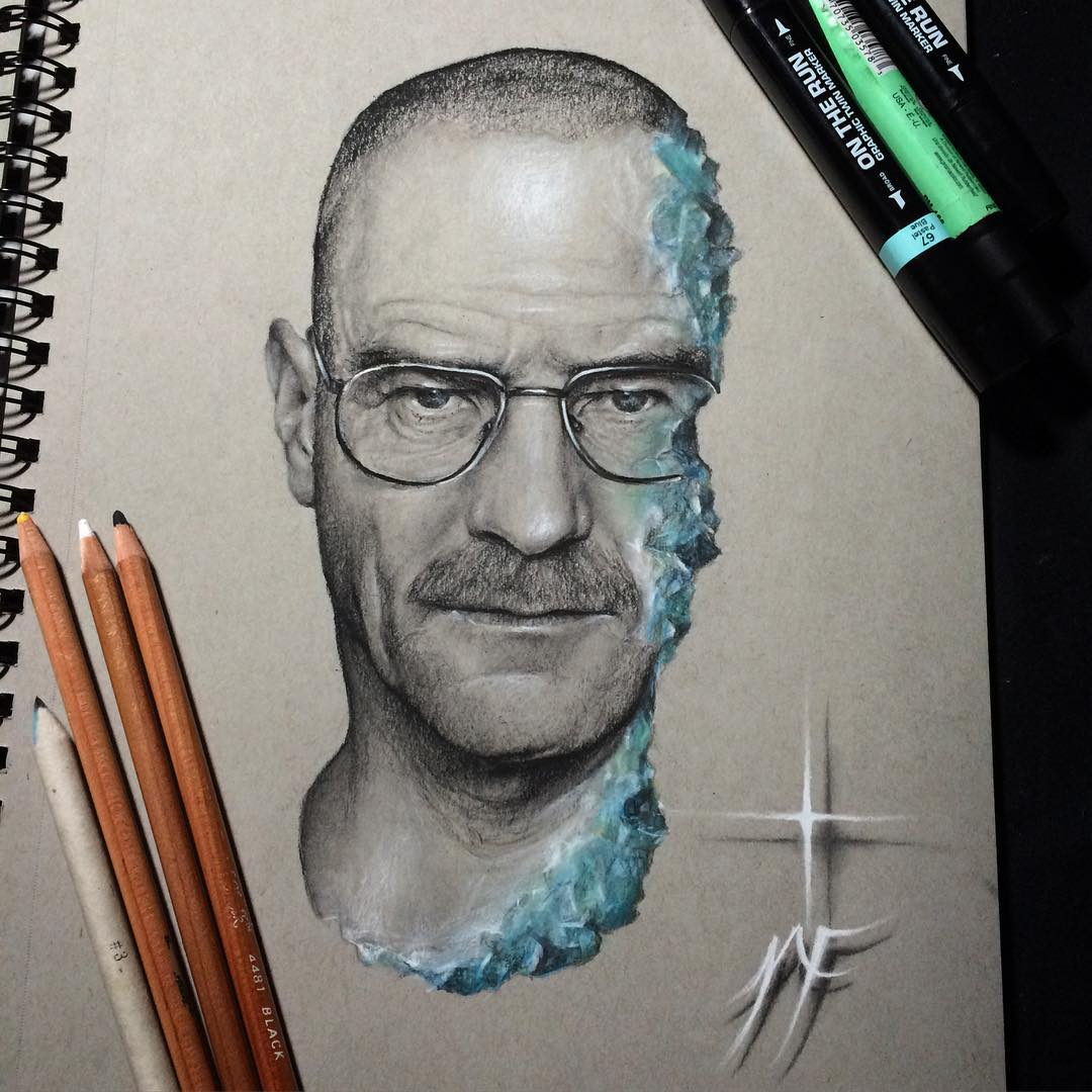 05-Breaking-Bad-Walter-White-Bryan-Cranston-Natasha-Farnsworth-Drawings-and-Paintings-Celebrity-Portraits-www-designstack-co