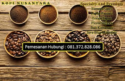 Distributor kopi arabika robusta kediri