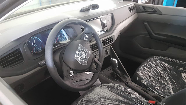 VW Virtus 2019 MSI Automático