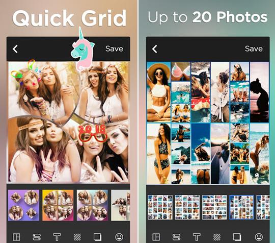 Top 10 Aplikasi Foto Grid Android Terbaik Yang Kekinian