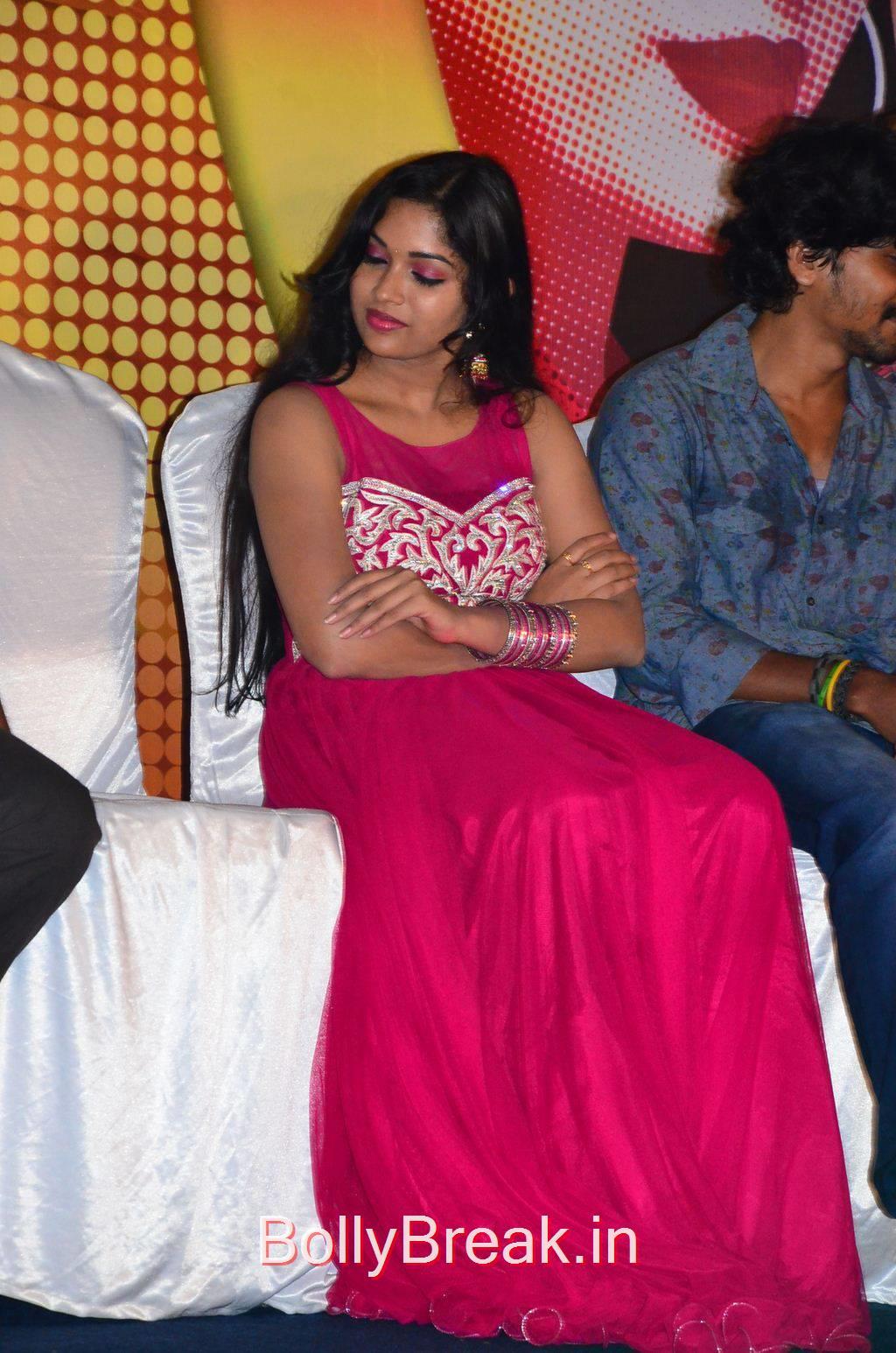Priyanka Photoshoot Stills, Priyanka Hot Pics from Vandha Mala Movie Press Meet