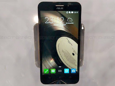 New Asus ZenFone Max 5000mAh Battery Mobile leaked