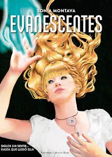 Reseña: Evanescentes de Sonia Montava Marín