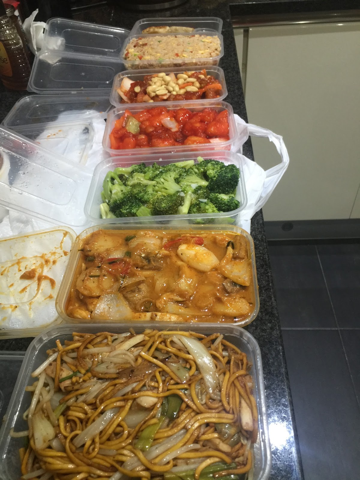 Chineese Food Delivery Hamilton