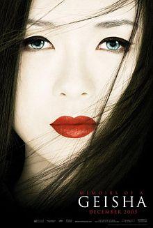 Memoirs of a geisha book