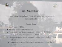 Lowongan Kerja Padang : Karyawan Rumah Makan