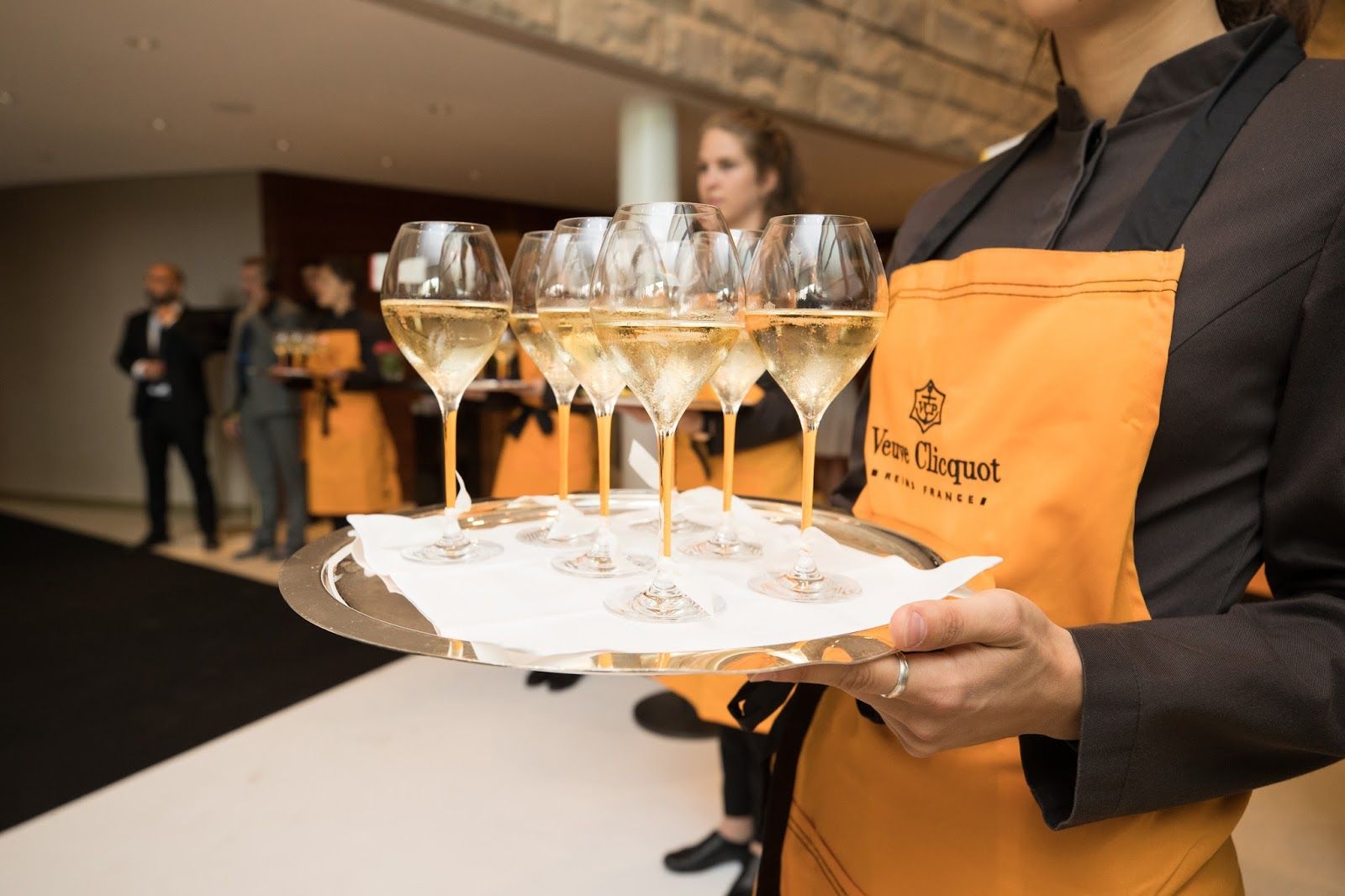 Veuve Clicquot, Event
