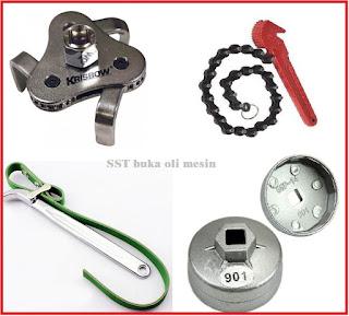 setelah sebelumnya kita membahas mengenai pengertian dari SST atau special service tools Contoh Alat SST Special Service Tools
