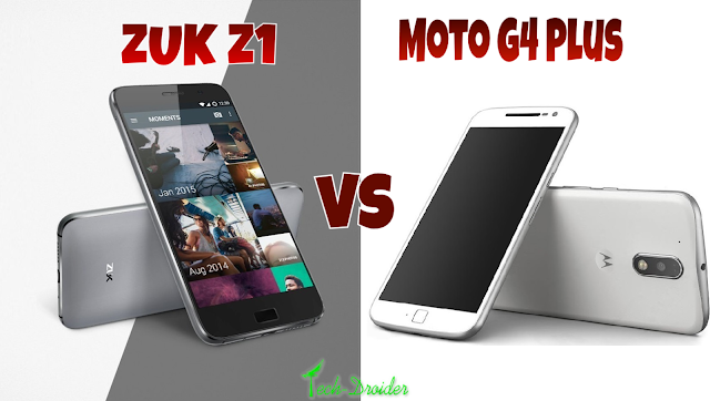 Moto G 4th Generation vs ZUK Z1 : Which one should you choose !