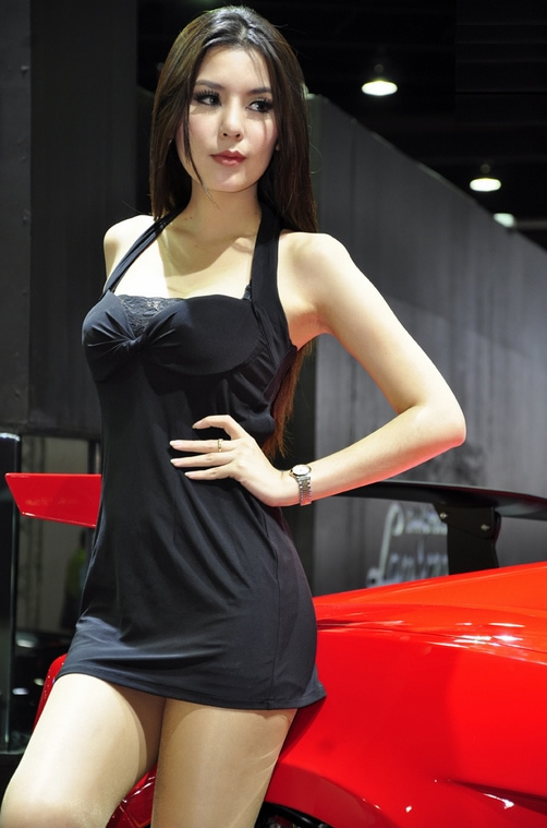 Lamborghini Gallardo LP 570 | Pretty in Black | Niche Cars | Super Car Show 2012