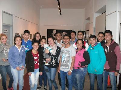 Ichoalay,Visitas, Escuelas, 2016