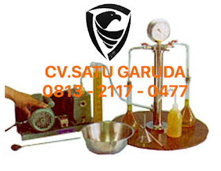 JUAL SPESIFIC GRAVITY (VACUUM METHOD)