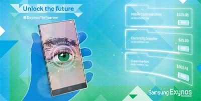 Samsung Galaxy Note 4 Akan Miliki Fitur Keamanan 'Retinal Scanner'?