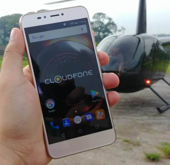 CloudFone Announces Excite Prime 2 for Php5,999