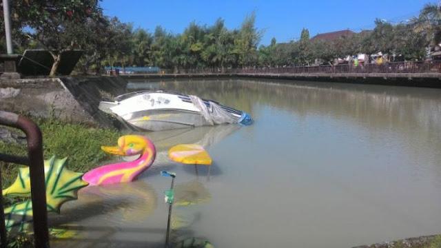Sepeda Air Bebek Untuk Wisata dan Olahraga