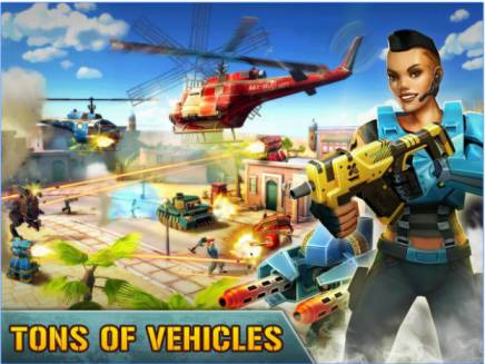 5 Game Online Perang Android yang Wajib Kamu Download