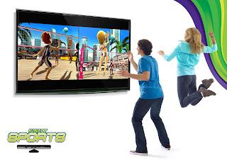 Kinect Sports (X-BOX360) 2010