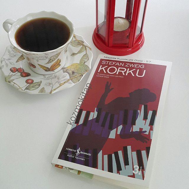 Korku - Stefan Zweig