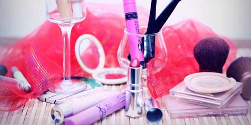 cosmeticos para maquillar los smokey eyes