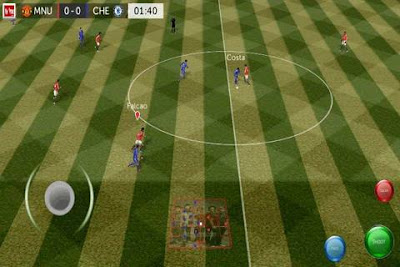 Free Download First Touch Soccer FTS Mod PES 2016 Full OBB Data