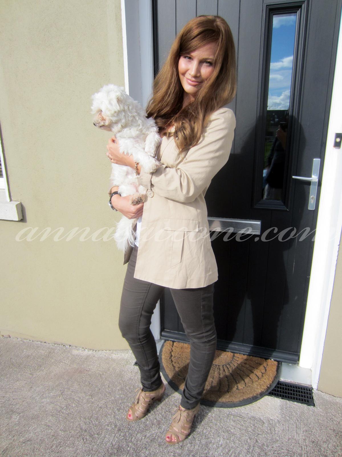 Boyfriend Blazer Anna Saccone Joly