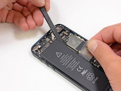Pin rất dễ bị hư hỏng