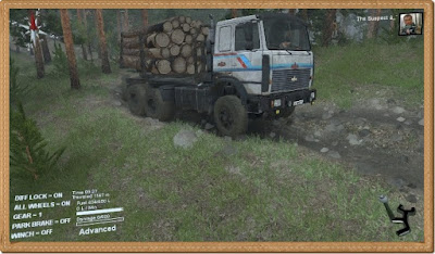 Spintires PC Games Gameplay