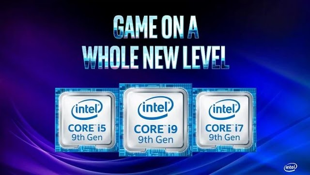 Intel announces 9th-Generation Core i9 H-Series processors and new Graphics Command Center