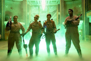 Ghostbusters 2015 all girl cast