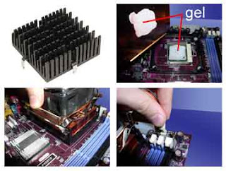 For those of you who want to learn to assemble your own computer How to Assemble a Computer Complete With Pictures