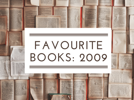 Top chick lit reads of 2009