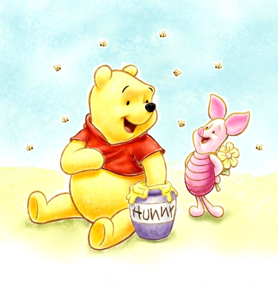 Vintage Winnie The Pooh Iphone Wallpaper Wallpaper Hd For Android