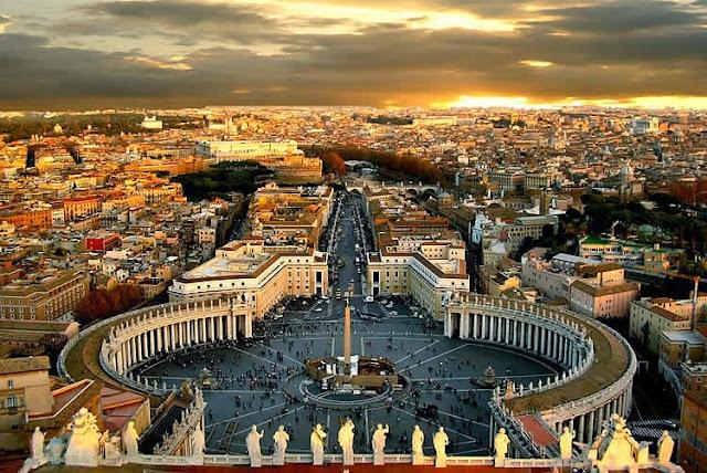 Resultado de imagem para imagens da igreja catolica de roma